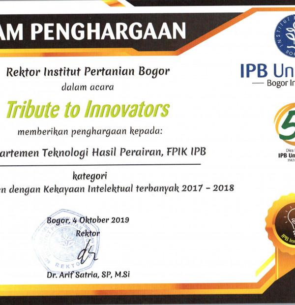 Inovasi THP