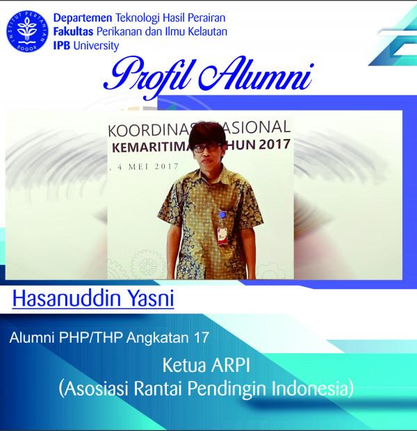Hasanuddin Yasni